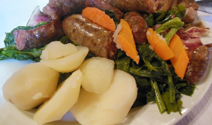 Cozido à portuguesa - Montalegre